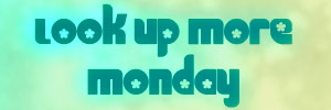Look Up More Monday Banner