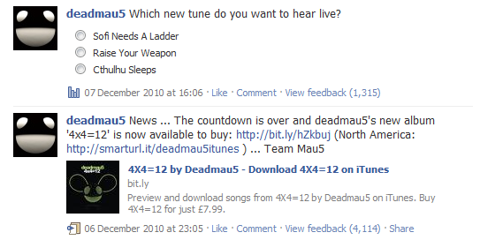 Poll: what is your favorite track on the new deadmau5 album?